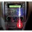 Bi-colour Car dash light