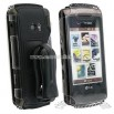 Black Neoprene Case for LG EnV Touch VX11000