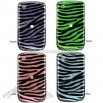 BlackBerry Curve 8520 Zebra Protector Case