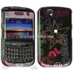 BlackBerry Tour 9630 Text Design Crystal Case