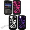 Blackberry 9630/ Tour Zebra Design Skin Case