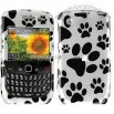 Blackberry Curve 8520 Dog Paw Protector Case