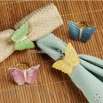 Butterfly Meadow Napkin Rings