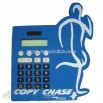 Chase shaped EVA 8 Digit Solar Calcultor