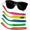 Children's rubber frame sunglasses