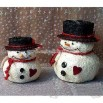 Christmas Gift - Snow Man Box