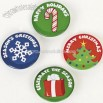 Christmas Sayings Mini Buttons