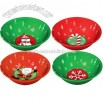 Christmas Small Plastic Bowl