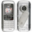 Clear Clip On Case with Belt Clip for LG enV 9900