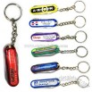 Color Dome Utility Knife Keychain
