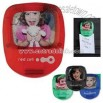 Combination photo frame and memo holder