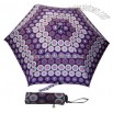 Compact Ultralite Purple Geo Umbrella