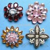 Costume Jewelry Brooches