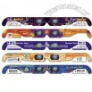 Custom 3D fireworks eyeglasses with detachable coupons