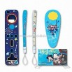 Customized 5-in-1 Kit for Wii Game Case