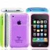 Diamanti Series Silicone iPhone Crystal 3G Case