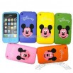 Disney Mickey Mouse Silicone Case for iPhone 3G