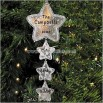 Family Star Dangle Ornament