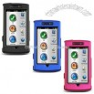 Garmin Asus NuviFone G60 Crystal Rubberized Hard Case