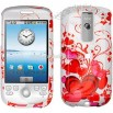 HTC G2 MyTouch Hearts Design Cell Phone Protector Case
