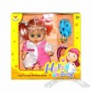 Happy Baby Doll Set