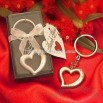 Heart wedding Keychain