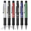 Heavyweight jumbo pen with lacquer coated finish