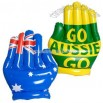 Inflatable Aussie Hands