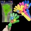 L.E.D. FLASHING  HAND CLAPPER
