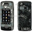 LG Voyager 10000 Text Style #2 Design Crystal Case