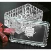 Lead crystal box