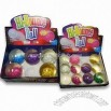 Lightweight Super Bouncing Balls