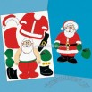 Make-A-Santa Stickers