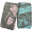 Michael Jackson Printing iPhone 3G/3GS Case