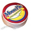 Moon pie round shaped compressed t-shirt