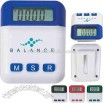 Multi function pedometer