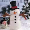 Musical Light Up Snowman