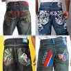 Newest Style Hot Sale Coogi Jean