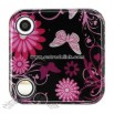 Nokia Twist 7705 Crystal Case with Butterfly Design