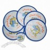 Nylon and Polyester Foldable Frisbee