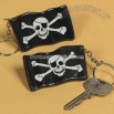 Pirate Flag Key Chains