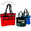 Promotional Polyester Zippered Tote Bag