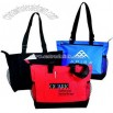 Promotional Zippered 600 Denier Polyester Tote Bag