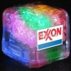 Rainbow flashing Ice Cube
