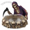 Reaper Ashtray with Glass Insert