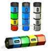 Rotatable Magic Cube USB HUB