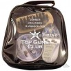 Shoe polish carry case set