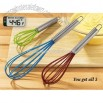 Silicone Whisk Set of 3