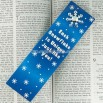 Snowflake Pin And Bookmark Sets