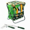 Stool Gardener with Detachable Wide Open Large Storage